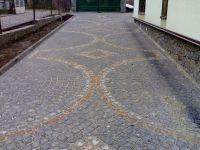 Гранитная брусчатка, Коростышев - производство брусчатки из гранита