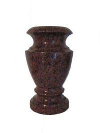 Гранитные вазы для памятников - вазы из гранита Коростышев