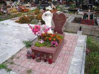 Детские памятники из гранита - памятник ребенку, младенцу. Коростышев