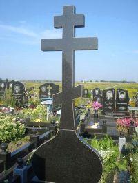 Кресты гранитные на могилу - купить крест из гранита в Коростышеве