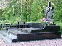 Мемориальные комплексы из гранита, элитные комплексные памятники - Коростышев